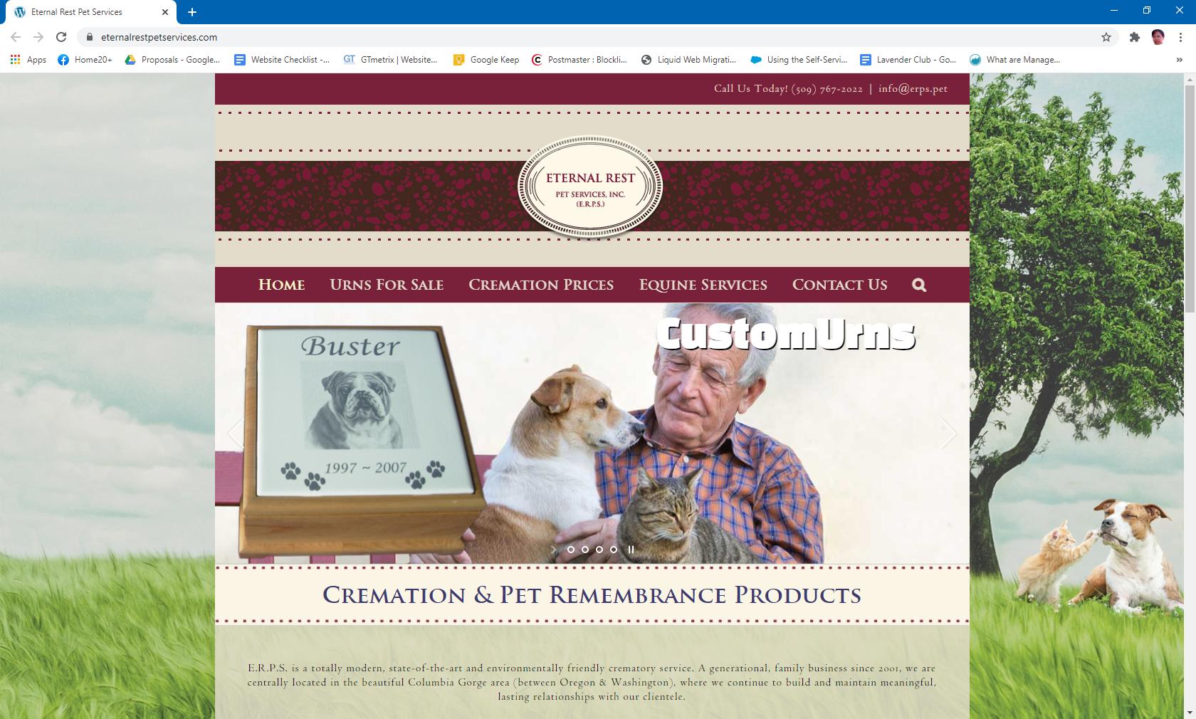 Eternal Rest Pet Services